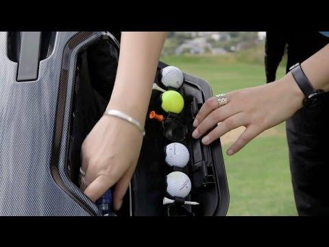 AEROE GolfPod – The Original Hardshell Golfbag – KICKSTARTER Video