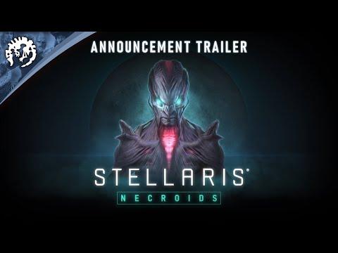 Stellaris: Necroids Species Pack (PC) - Steam Key - GLOBAL - 1
