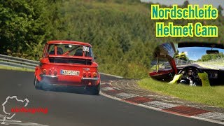 NSU TTS | First Person View Nordschleife GLP August 2019 FPV GoPro HD
