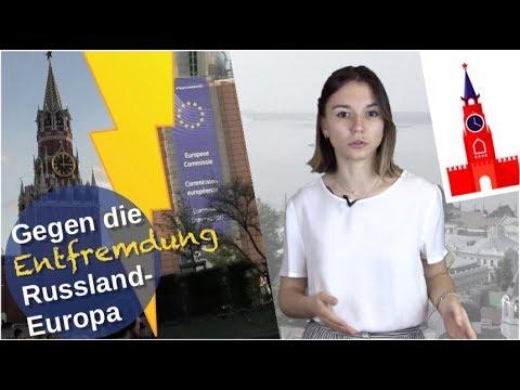 Gegen die Entfremdung Russland-Europa! [Video]