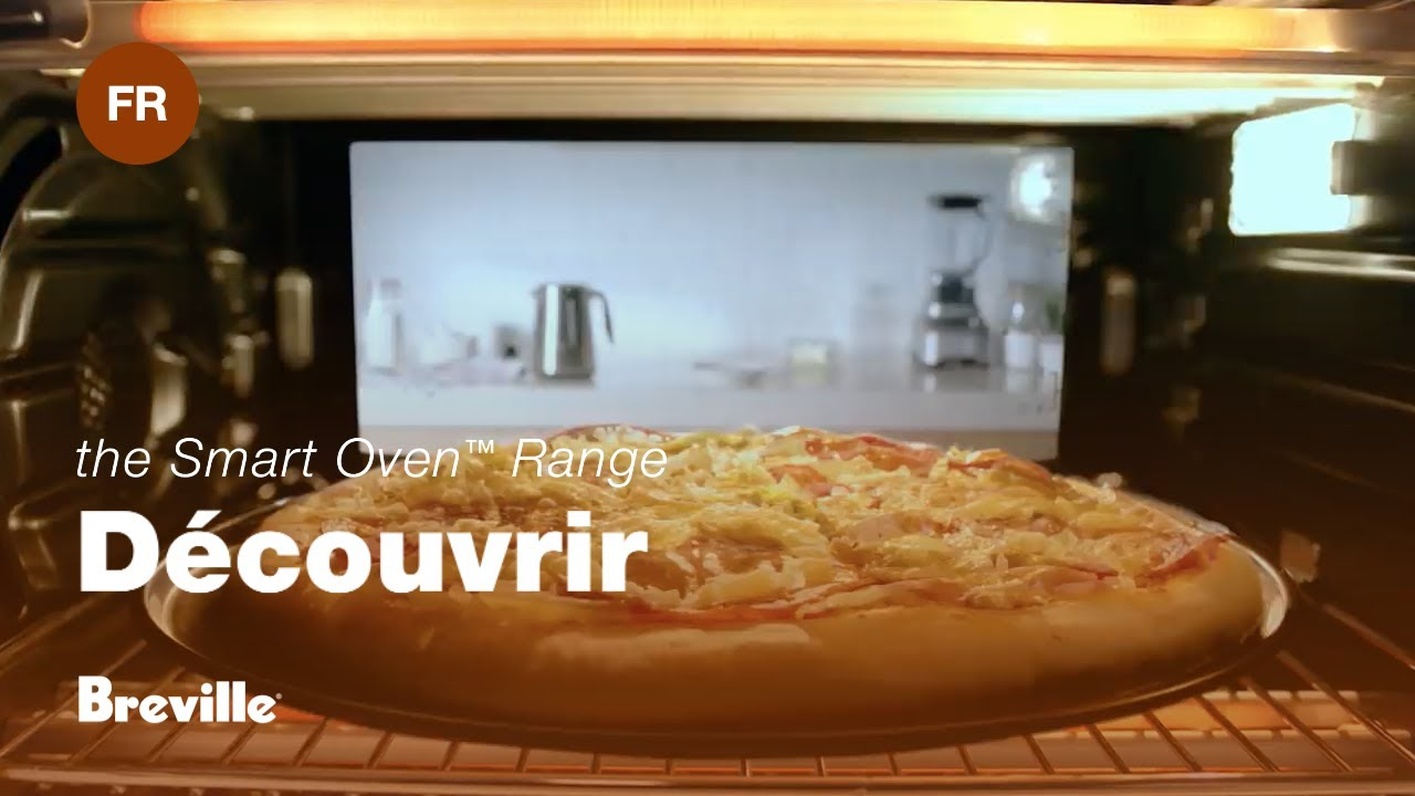 Le Smart Oven Air - Avec super convection