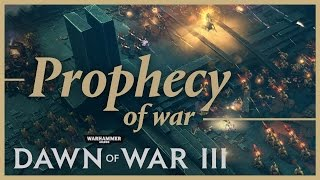 Warhammer 40,000: Dawn of War III video