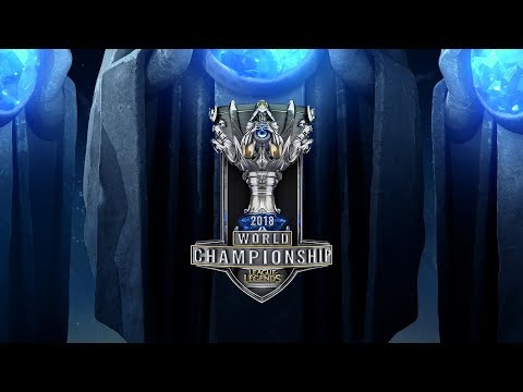 (REBROADCAST) 2018 World Championship: Group Stage Day 8