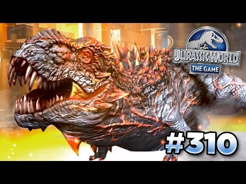ALPHA 06 DEFEATED! || Jurassic World - The Game - Ep310 HD