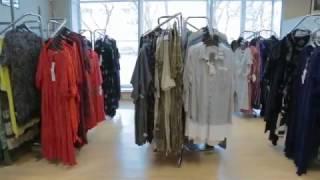 Магазин Пышка, одежда больших размеров, видеопрезентация