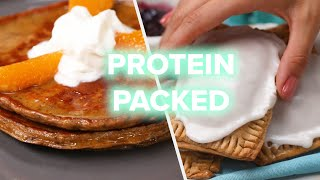 9 Delicious Protein Powered Breakfast Foods