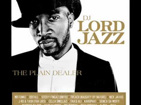 DJ Lord Jazz - Visions Feat. Ike Turnah (Produced by DJ Lord Jazz of Lords Of The Underground)