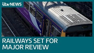 Rail review ordered after timetable chaos inquiry concludes 'nobody took charge' | ITV News
