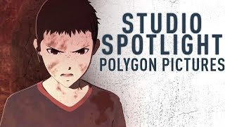 Gambar cover Polygon Pictures: The Anime Factory | Anime Studio Spotlight