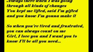 Karaoke - One Word - Elliott Yamin