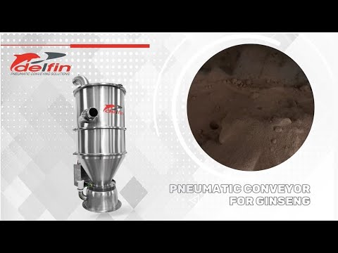 Delfin Transport Of Powders And Granules Over Short Distances