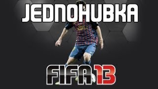 preview picture of video 'Let's Play CZ ║ FIFA 13 Demo ║ Jednohubka ║ WhySoSad'