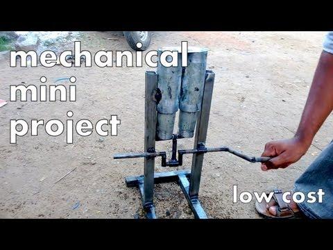 Mech Mini Projects Pdf Download