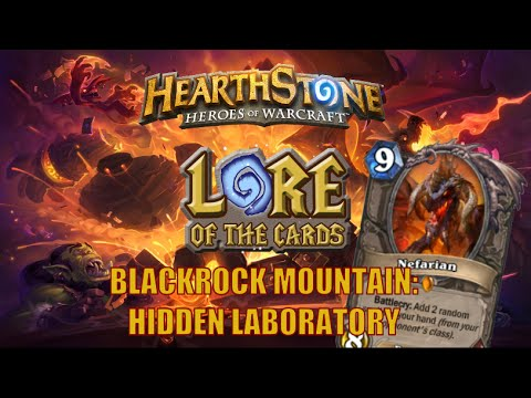 Blackrock Mountain: Hidden Laboratory