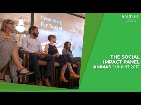 Social Impact Panel: Animas Summit 2017