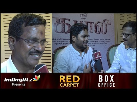 Kabali-Box-Office-Collections-by-Sreedhar-Pillai-Kalaipuli-s-thanu-Director-Pa-Ranjith-Interview