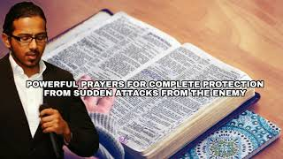 Powerful Prayers for complete protection from enemies by