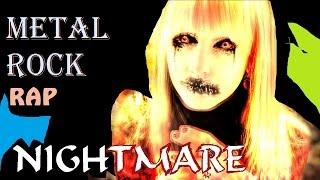 nightmare - base de rap ( metal rock ) terror PROD. YATZ BELL
