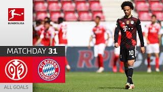 Mainz 05 2-1 Bayern Pekan 31