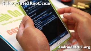 How to Wifi Tether FREE on AT&T and Verizon Galaxy Note 3!