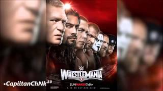 WWE WrestleMania 31 - 'Rise' by David Guetta (feat.Skylar Grey) |OFFICIAL Theme Song|