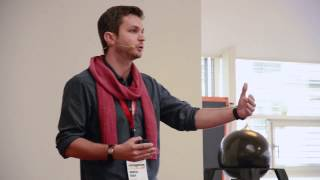 Inspiring people to shape the future | Andreas Huber | TEDxMünster
