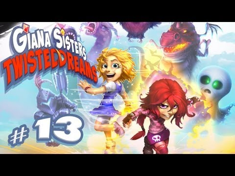 Let's Play Giana Sisters Twisted Dreams #13 - Der dicke rosa Drache (Finale)