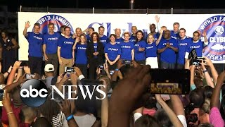 2020 presidential candidates come together in South Carolina