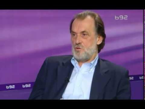 Vuk Draskovic o Evropskoj uniji i Kosovu i Metohiji