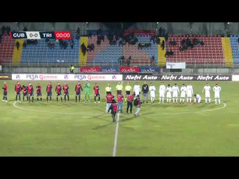 Gubbio-Triestina: Highlights