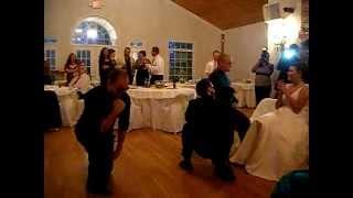 "April Fool's Wedding Dance to ""Baby, Baby"""