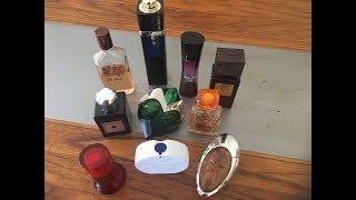 meine Parfum Sammlung | Sommer/Winter
