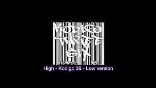 High - Kodigo 36 ( REBAJADA - 2015 )