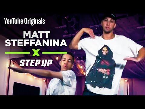 Matt Steffanina | Bonus Moves | Step Up: High Water