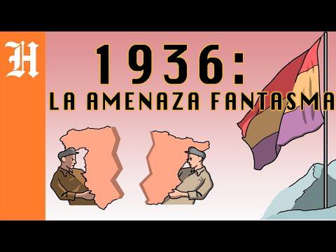 1936, la República Antes de la Guerra