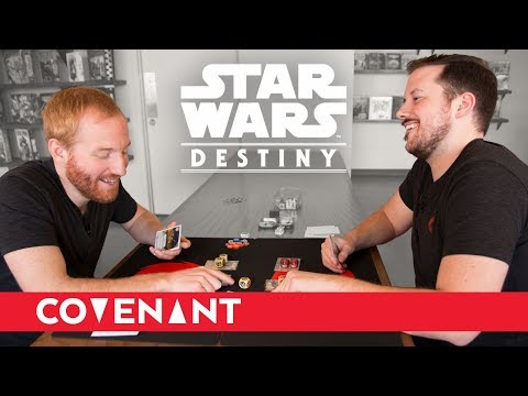 Learning Destiny: Playing and Improving the Starter Decks