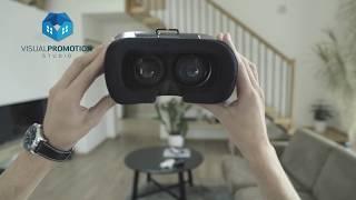 Демонстрация интерьера в виртуальной реальности
