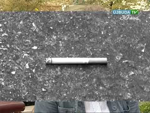 Ma mindenki leszokott a dohányzásról