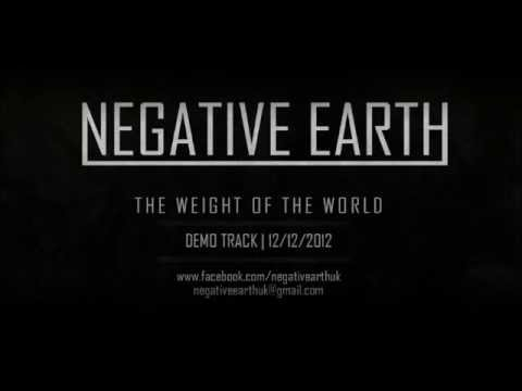 Negative Earth - Weight of the World
