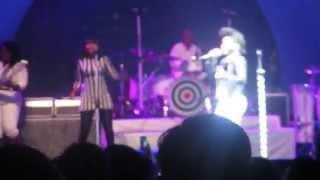 "Janelle Monae singing ""Ghetto Woman"" (Celebrate Brooklyn June 2014)"