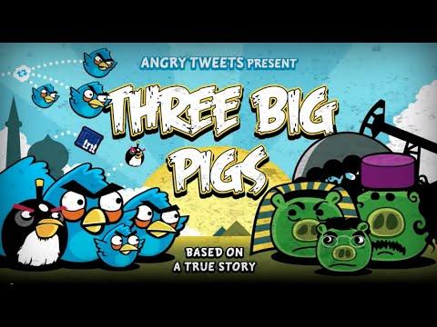 Disney And Angry Birds Explain 3 Arab League Revolts