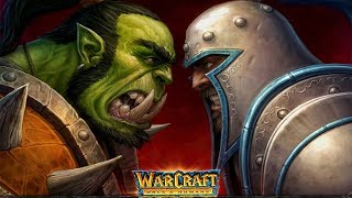 WARCRAFT 1:  Orcs and Humans (NOSTALGIA BUSCUS)