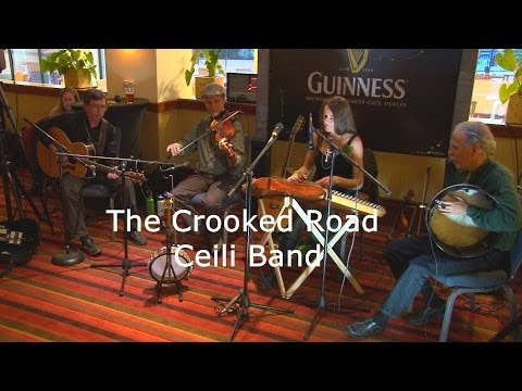 video:The Crooked Road Ceili Band Irish Music Saint Patrick's Day Celebration