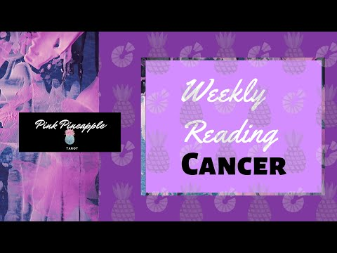 cancer tarot weekly 13 to 19