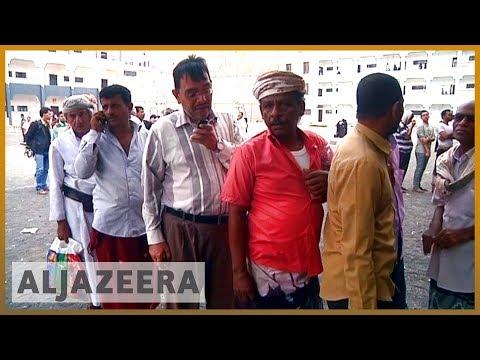 🇾🇪 Yemen war: Hudaida residents escape south to Sanaa   Al Jazeera English
