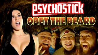 Obey the Beard by Psychostick [Official] Beard Song