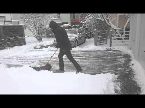 Schneeschieber Rotenbach Schneeräumer Schneeschieber
