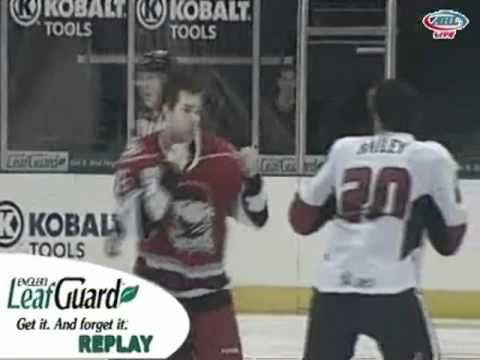 Brad Herauf vs. Jason Bailey