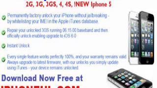 how to unlock the iphone 3gs for tmobile for free