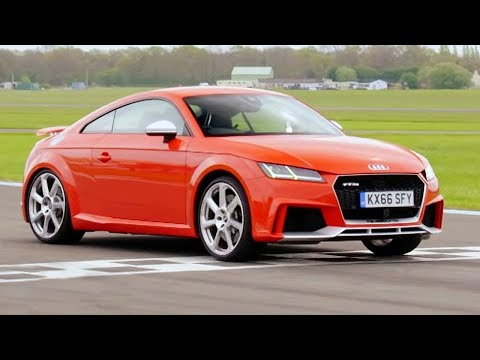 Chris Harris Lap: Audi TT RS | Extra Gear | BBC